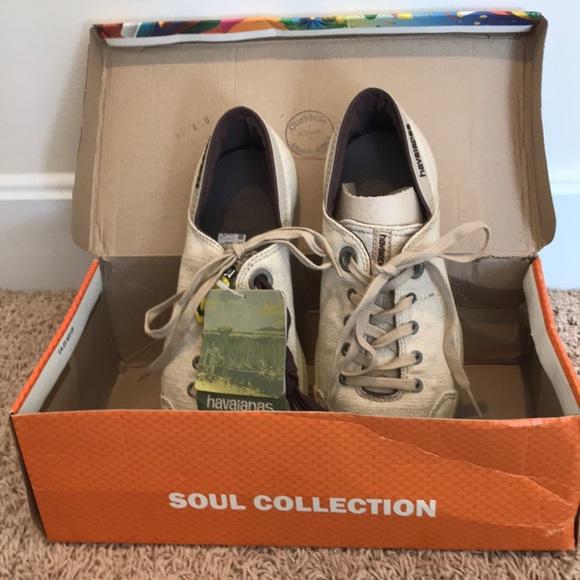 931bd4b31 Havaianas Urbis II Eco Street Sneakers